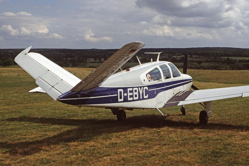 D-EBYC-BeechcraftV35BBonanza-Private-EDXM-2000-05-21-HL-11-KBVPCollection.jpg