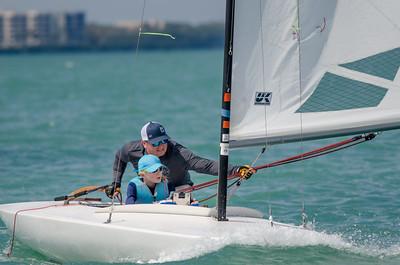 MC Scow Sarasota Sailing Squadron