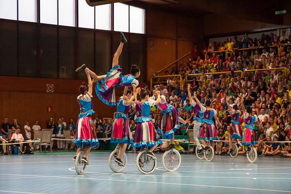 2012, Unicon XVI, Group Freestyle