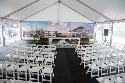 NorfolkSouthern-Cousins Groundbreaking