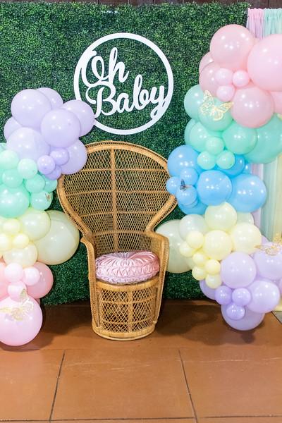 Charise Baby Shower