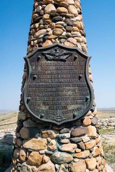 Fetterman Massacre Monument