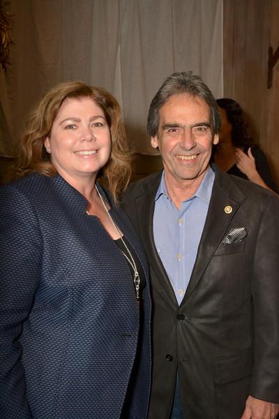 Tamara Stern and Bruce Hutt
