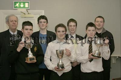 Abbey CBS, Senior Irish Br Beausang Award. 06W08N63