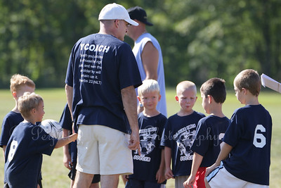 Coach M. Denigan/G.Grant  *T1-NAVY* 6/7 Yrs Old