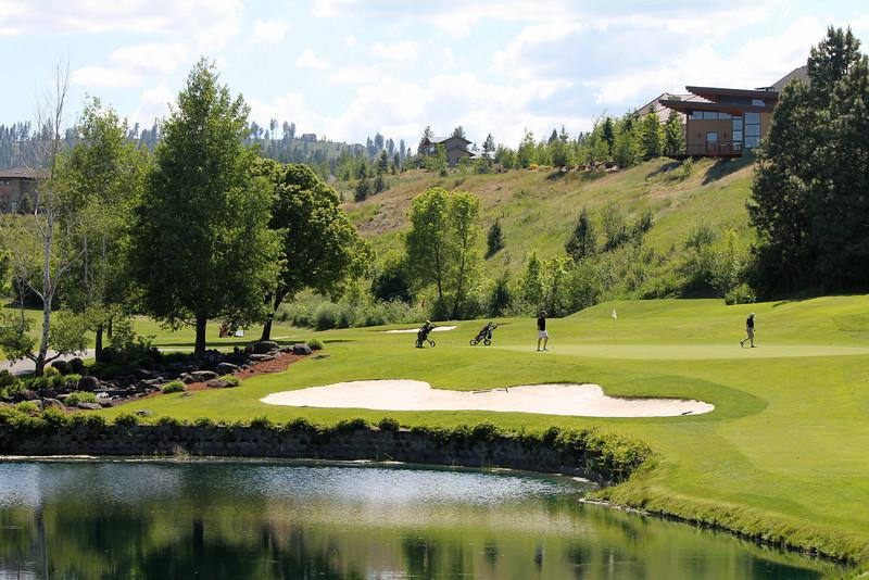 #11 Green, Hangman Valley GC,  Spokane, Wa