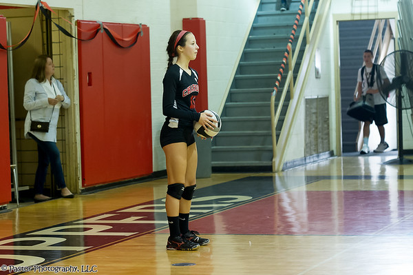 9th Grade and JV Volleyball