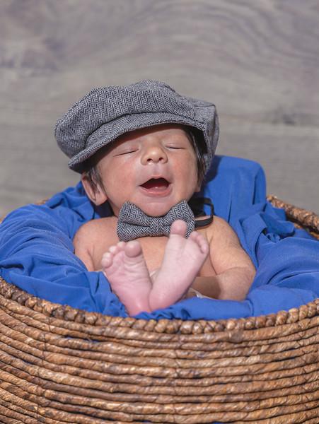 Jackson Newborn Session