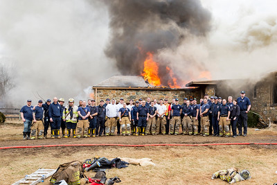2019 - Feb-15 - LCFR Training Burn