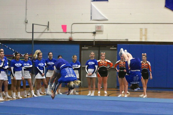 Monticello Cheerleading Competition