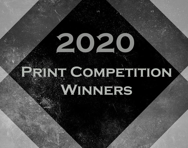 2020 Winners