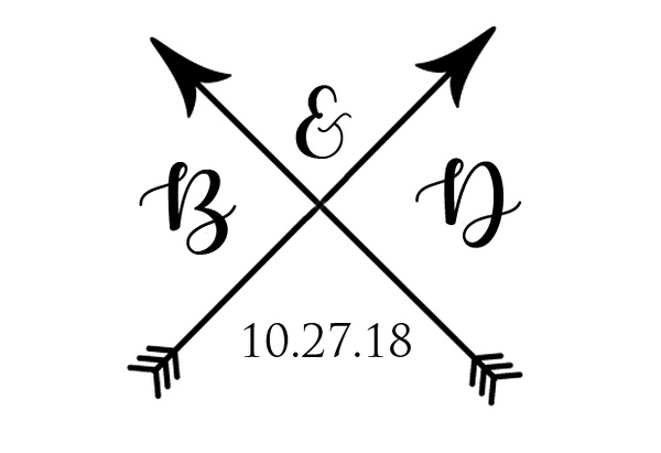 10.27.2018 - . The Dobson Wedding