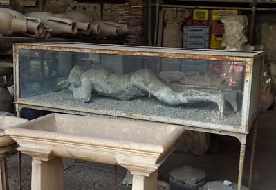 Italy - Pompeii - 2013