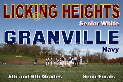 2011 Licking Heights at Granville (Navy) 5th & 6th Grades (10-23-11)