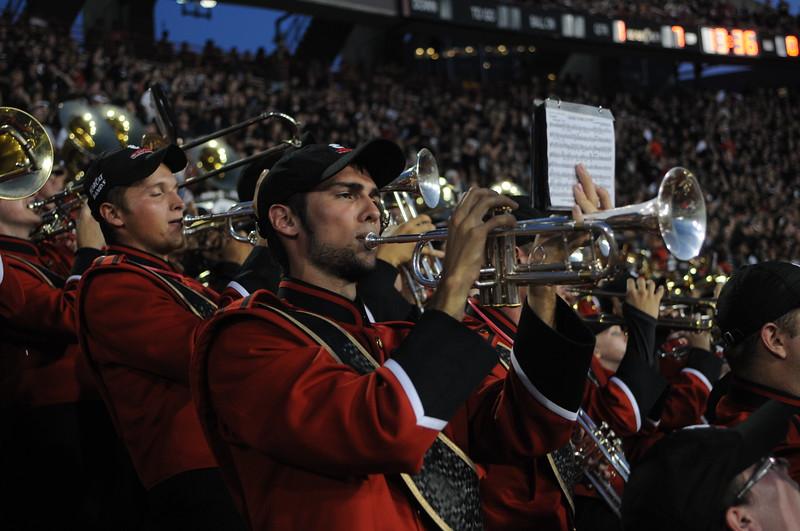 UC Marching Band, UC vs. Pitt, Nippert Stadium, Cincinnati, OH