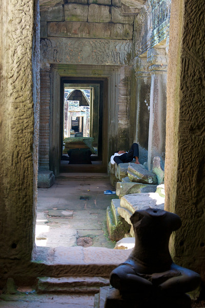 Temple Preah Khan