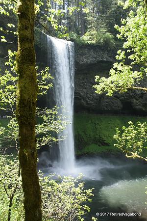 South Falls Silver Falls