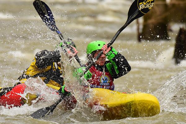 2016 Locust Fork Kayak Races