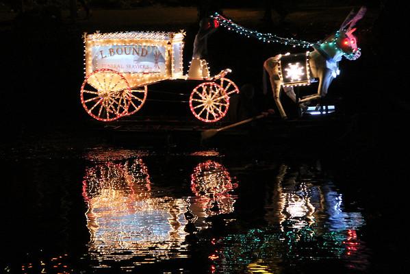 Matlock Illuminations - 17 September 2011