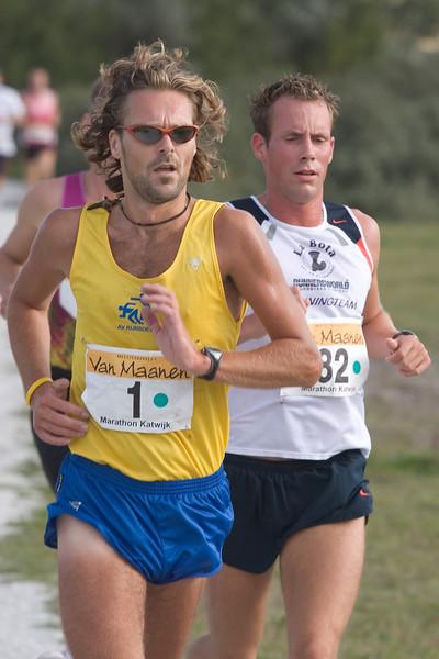 Van Maanen Halve Marathon 2005