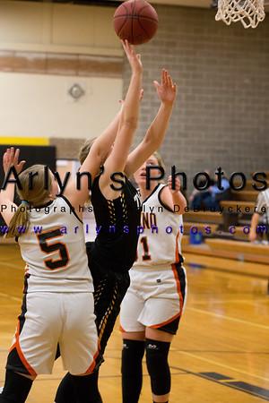 Girls Basketball vs Delano