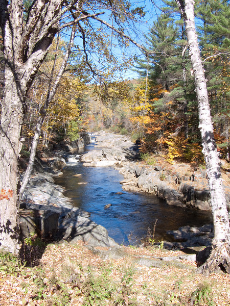 Rangeley, Coo's Canyon and Smalls Falls Phillips Maine