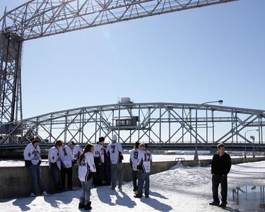 2012-13 Duluth Junior Gold Team Photos