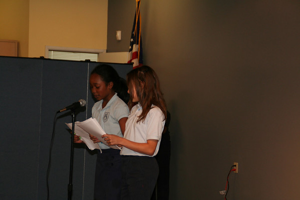 African-American History Month Assembly