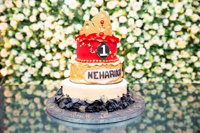 1st Birthday of Neharika