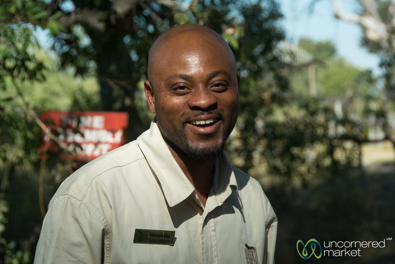 Laughter and Smiles at Camp Xakanaxa, Botswana