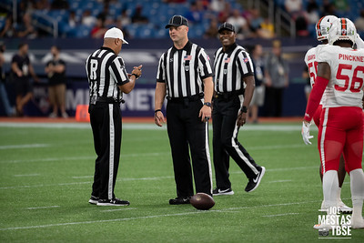 Game Officials East West Shrine Bowl 2020