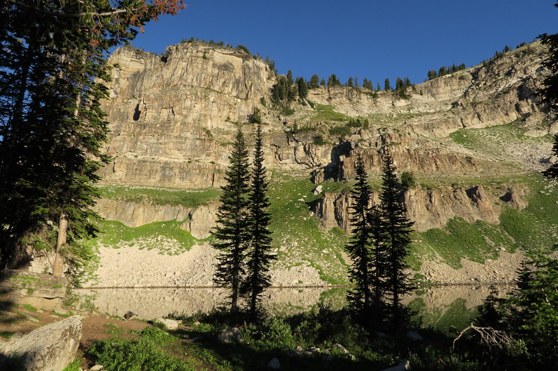 Marion Lake - Grand Teton National Park