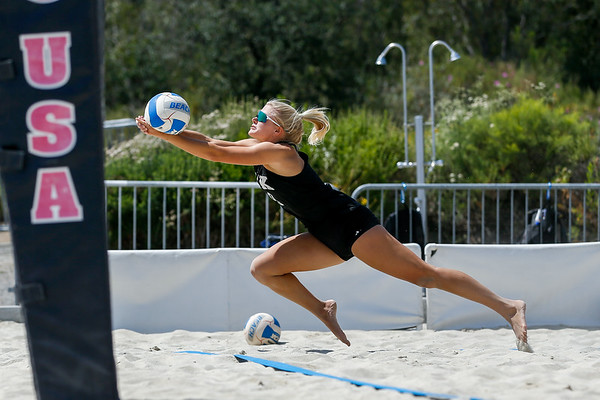 CalPac Conference Beach Volleyball Championships