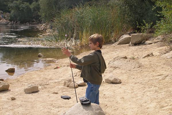 2009-0525 Jack & Mark Fishing