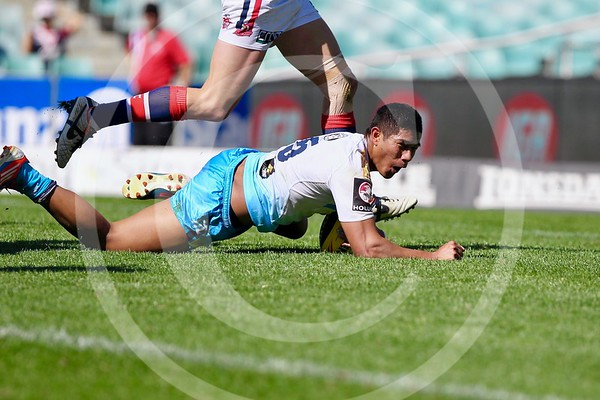 NYC. GOLD COAST TITANS V SYDNEY ROOSTERS. RD 25. 1 SEPTEMBER 2013