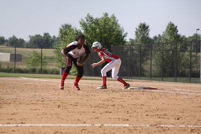 TX Peppers 16U Bracket Games - ASP, Colorado - 7-2-2011