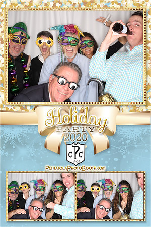 Pensacola Country Club Christmas Party