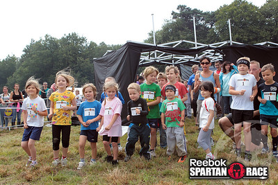 25th August Kids Race