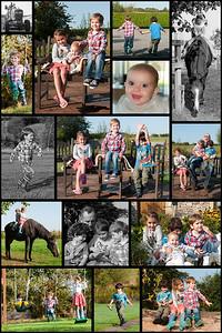 The Story Family's Photo Shoot