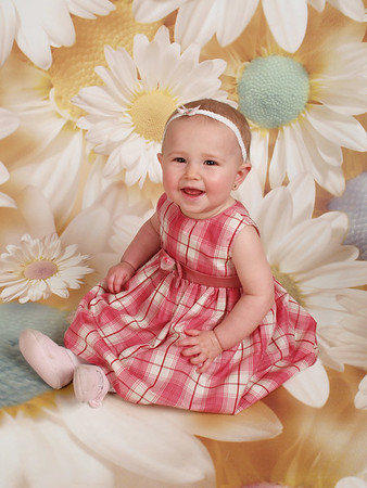 Avery's 9 month pictures