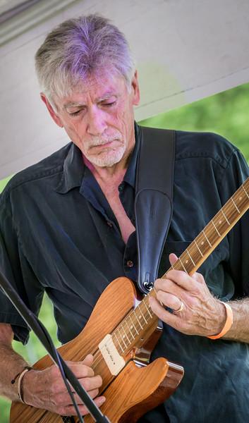 Kit Kildahl-Boom Boom Stevie Vonderharr and the Knockouts- Madelia Blues Fest 2014