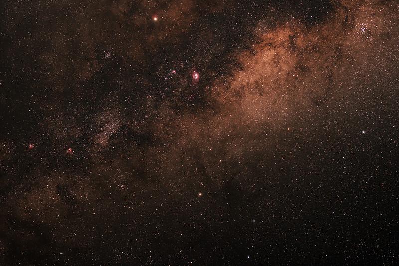 Sagittarius - 25/4/17 (Processed stack)