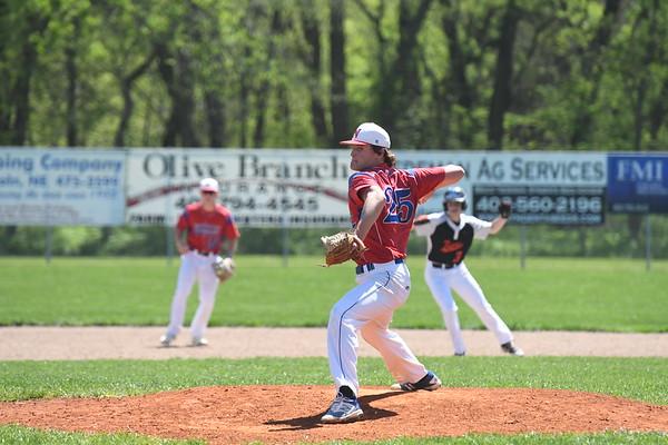 Varsity Baseball vs Fall City-Districts