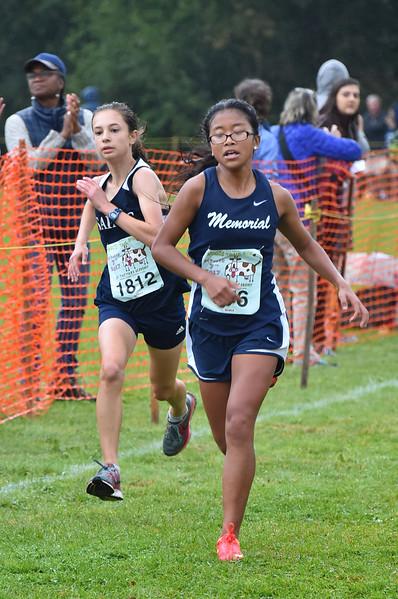 Girls 3 Woods Trail Run 2017-10-07