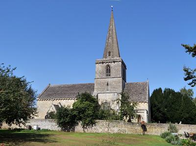 St Peter, Church of England,  Church Lane, Cassington, OX29 4BN