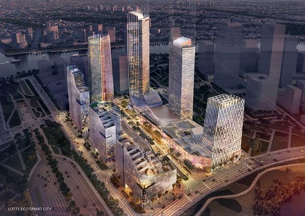 Lotte Eco Smart City