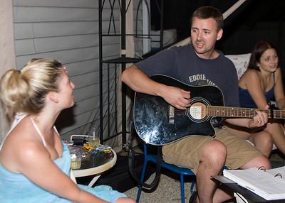 Tarra's Party - July 26, 2008