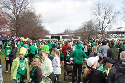 Portland Shamrock Run 2013
