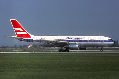 Germanair Fluggesellschaft