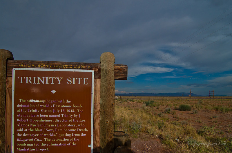 Trinity Site, New Mexico